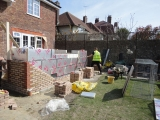 <h5>Quoin brickwork </h5>