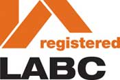 We are LABC Registered - Local Authority Building Control