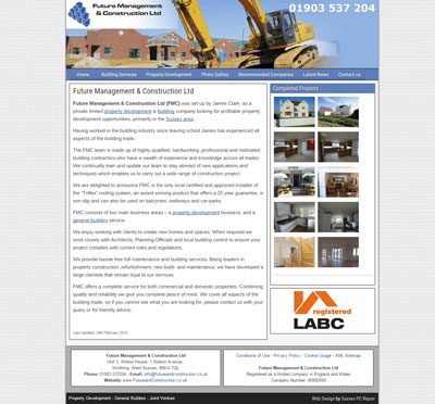 Browse our New & Improved website for all your Building & Property Development needs.