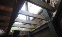 Travel Lodge Steel Work